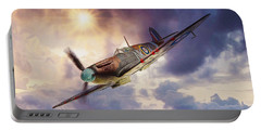 Supermarine Spitfire Portable Battery Charger