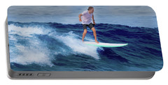 Surfing Andy Portable Battery Charger