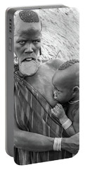 Mursi Mother And Child Portable Battery Charger