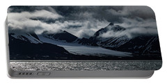 Svalbard Mountains Portable Battery Charger