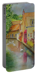 Swan Canal Portable Battery Charger
