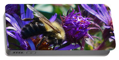 Portable Battery Charger featuring the photograph Sweet Harvest by Rosanne Licciardi