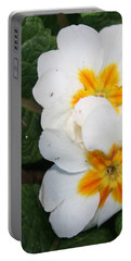 Sweet Primrose Portable Battery Charger