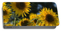 Sweet Sunflowers Portable Battery Charger