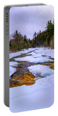 Swift River Winter  Portable Battery Charger