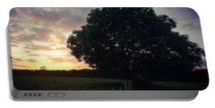 Symme Tree Sunrise Portable Battery Charger