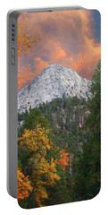 Tahquitz Peak - Lily Rock Painted Version Portable Battery Charger