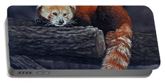 Takeo, The Red Panda Portable Battery Charger