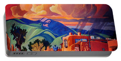Taos Inn Monsoon Portable Battery Charger