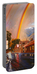 Taos Rainbow Portable Battery Charger