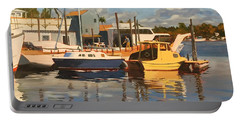 Tarpon Springs Harbour Portable Battery Charger