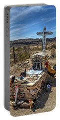 Terlingua Grave Portable Battery Charger