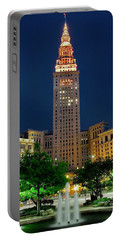 Terminal Tower 2014 Portable Battery Charger