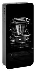 The 505 Dundas Streetcar Toronto Canada Portable Battery Charger