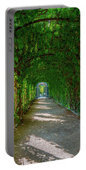 The Alley Of The Ivy Portable Battery Charger