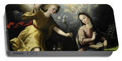 The Annunciation Portable Battery Charger