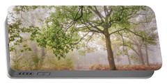 The Autumn Path Portable Battery Charger