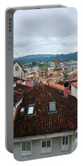 The Beautiful City Of Ourense, Galicia, Spain Portable Battery Charger