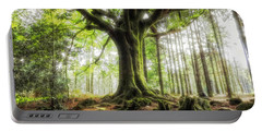 The Beech Of Ponthus And Sidoine Portable Battery Charger