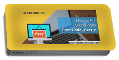 The Best Expert Resolve Quickbooks Error 6147,0 Portable Battery Charger