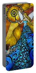 The Blue Fairy Portable Battery Charger