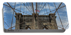 The Brooklyn Bridge Portable Battery Charger