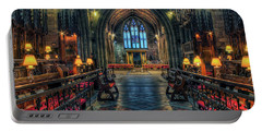 The Cathedral Church Of Saints Asaph And Cyndeym Portable Battery Charger