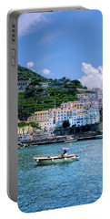 The Colorful Amalfi Coast  Portable Battery Charger