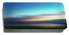 The Colors Of Dusk Portable Battery Charger