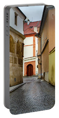 The Colours Of Prague Portable Battery Charger