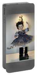 The Dark Ballerina Portable Battery Charger