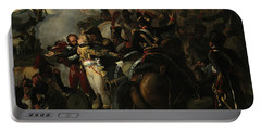 The Death Of General Colbert, 1810 Portable Battery Charger