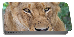 The Face Of Experience Portable Battery Charger