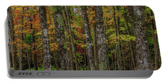The Fall Woods Portable Battery Charger