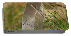 The Feather Portable Battery Charger