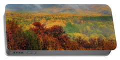 The Feeling Of Fall Portable Battery Charger