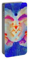 The Flower King Portable Battery Charger