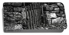 The Garden Entrance Portable Battery Charger