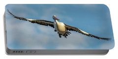 Portable Battery Charger featuring the photograph The Glider by Chris Cousins