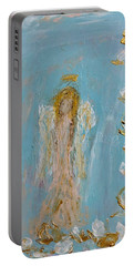The Golden Child Angel Portable Battery Charger