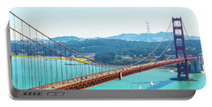The Golden Gate Bridge I Portable Battery Charger