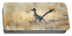 The Greater Roadrunner On The Run  Portable Battery Charger
