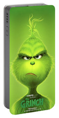 The Grinch, 2018 B Portable Battery Charger