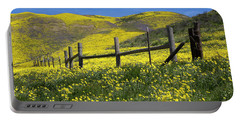The Hills Are Alive Portable Battery Charger