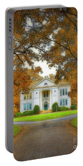 The Hoge Building At Berry College Portable Battery Charger