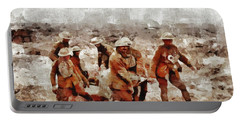 The Horror Of War, Wwi Portable Battery Charger