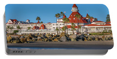 The Hotel Del Coronado San Diego Portable Battery Charger
