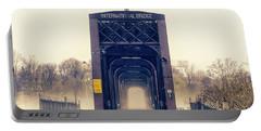 The Internation Railroad Bridge Portable Battery Charger