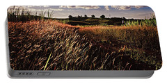 The Last Grassy Field, Trinidad Portable Battery Charger