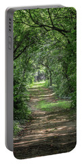 Portable Battery Charger featuring the photograph The Light Beyond by Dale Kincaid